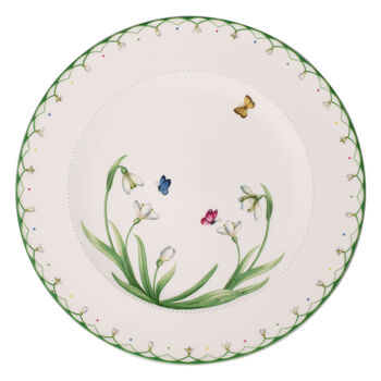 Colourful Spring Buffet Plate