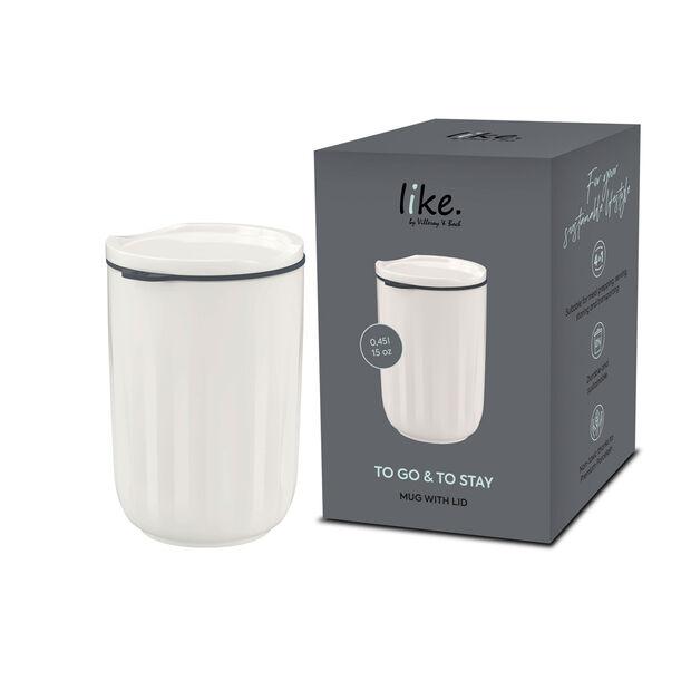 To Go & To Stay Travel Mug, Large, , large