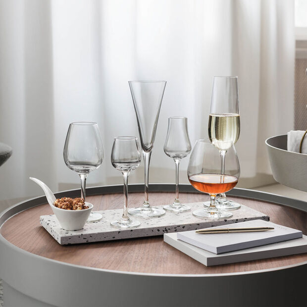 Purismo Champagne Glass, Set of 4, , large