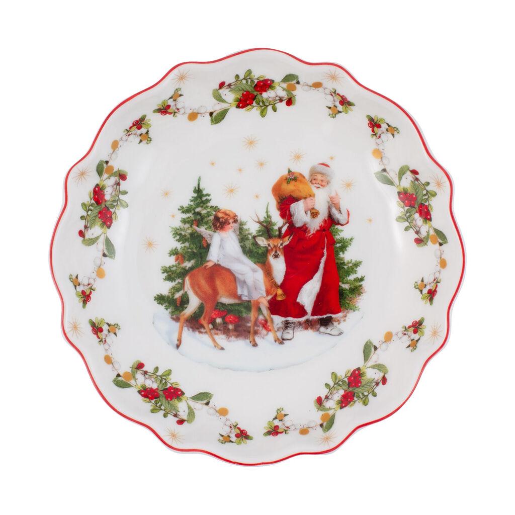 빌레로이 앤 보흐 '2020 애뉴얼 크리스마스 에디션' 볼 스몰 Villeroy & Boch Annual Christmas Edition Bowl small 2020