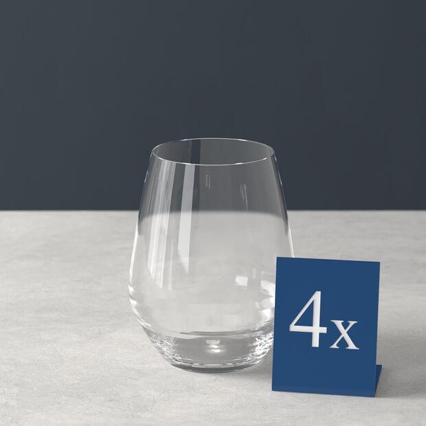 Ovid Water/Juice Tumbler, Set of 4, , large