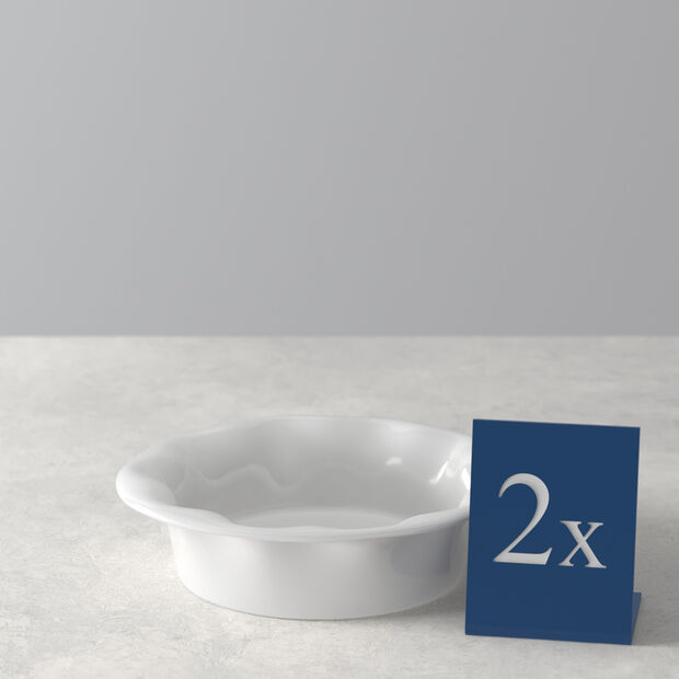 Clever Baking Tarte Small Baking Dish, Set of 2, , large
