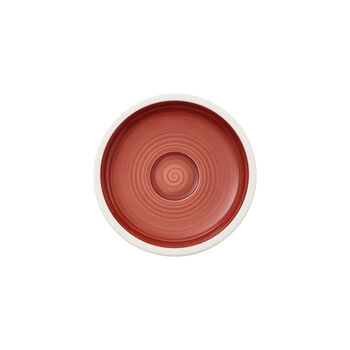 Manufacture Rouge Espresso Cup Saucer