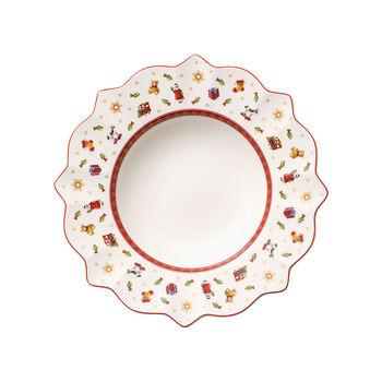 Toy's Delight Rim Soup: White