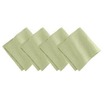 La Classica Napkin: Lime, Set of 4