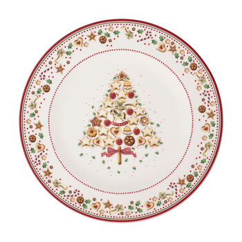 Winter Bakery Delight Buffet Plate