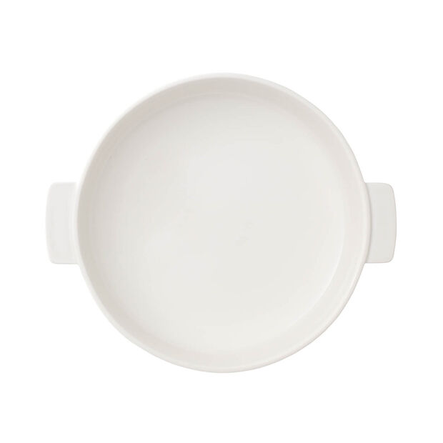 Clever Cooking 2 Piece Large Round Baker & Lid, , large