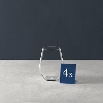 Ovid Water/Juice Tumbler, Set of 4