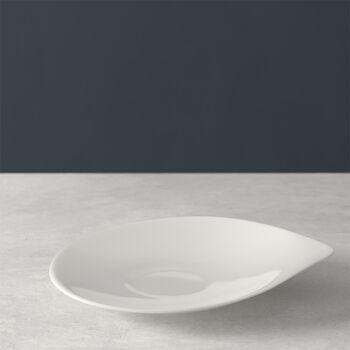 Flow Teacup Saucer