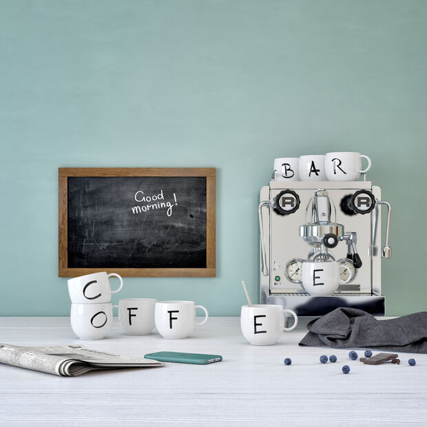 Letters Mug: C, , large