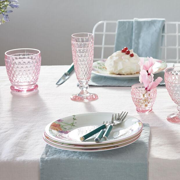 Boston Colored Shot Glass: Rose, Set of 4, , large