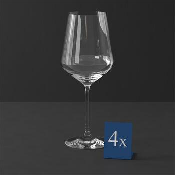La Divina Bordeaux : Set of 4 10 in