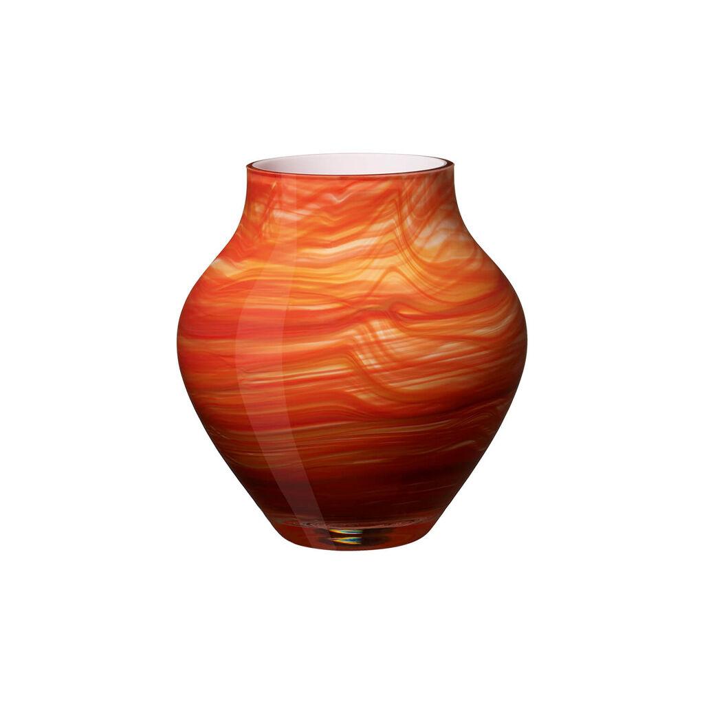 빌레로이 앤 보흐 화병 Villeroy & Boch Orondo Vases Vase : Fire 6.5 in