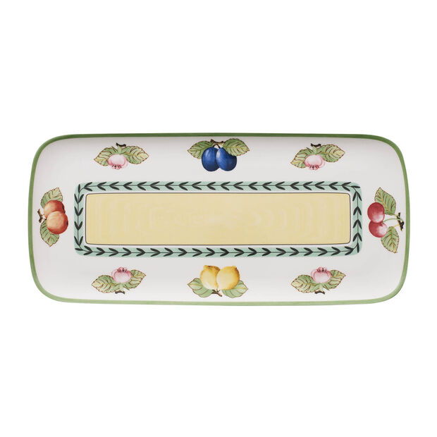 French Garden Charm Sandwich Tray, , large