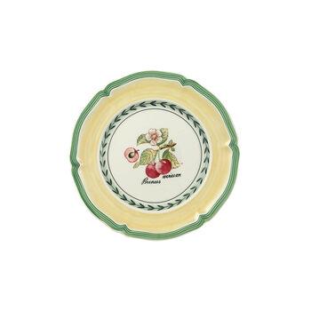French Garden Valence Cherry Appetizer/Dessert Plate