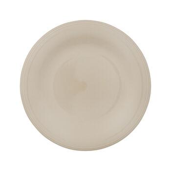 Color Loop Sand Dinner Plate