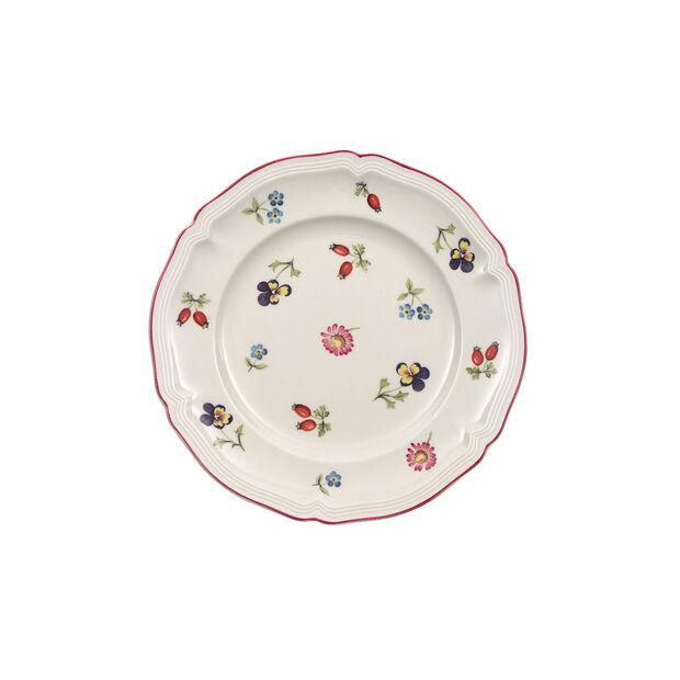 Petite Fleur Appetizer/Dessert Plate, , large