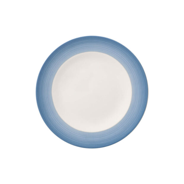 Colourful Life Winter Sky breakfast plate, , large