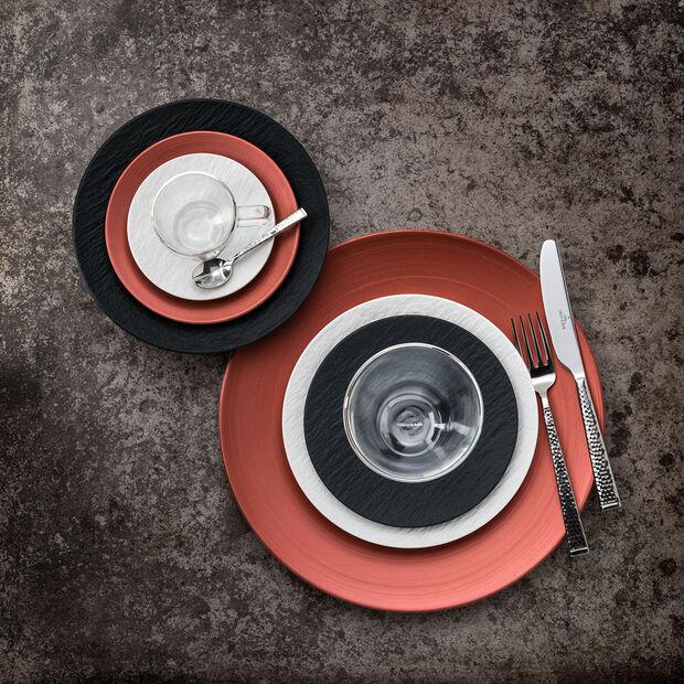 Manufacture Rock Blanc Espresso Cup Saucer, , large