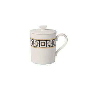 MetroChic Gifts Mug with Lid
