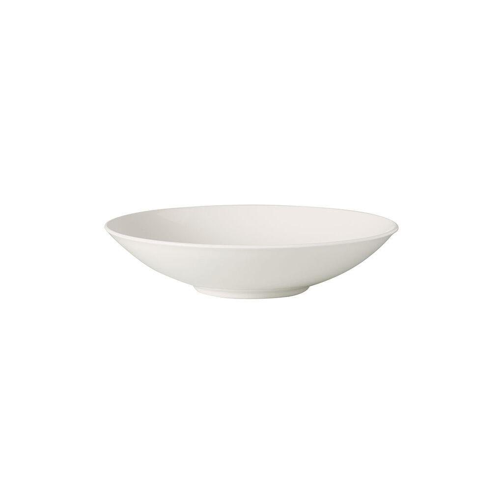 빌레로이 앤 보흐 '메트로 시크' 림 수프 그릇 Villeroy & Boch MetroChic blanc Rim Soup 8.5 in