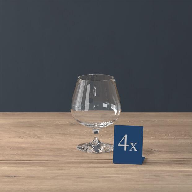 Entrée Brandy Glass, Set of 4, , large