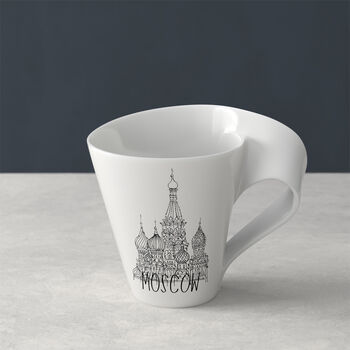Modern Cities Mug : Moscow
