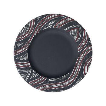 Manufacture Rock Desert Art Dinner Plate