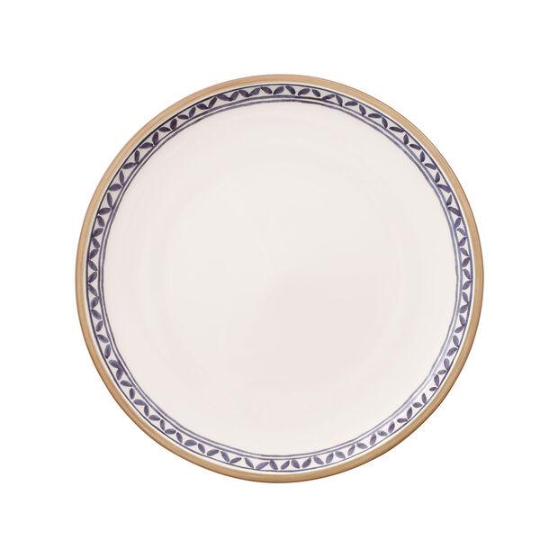 Artesano Provençal Lavender Dinner Plate: White Well, , large