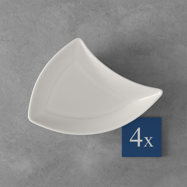 NewWave Appetizer Plate, Set of 4, , large