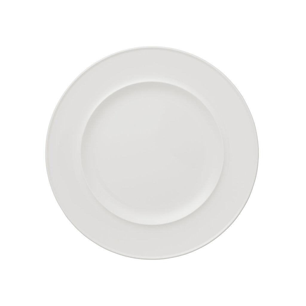 빌레로이 앤 보흐 네오 화이트 대접시 (디너 접시) Villeroy & Boch NEO White Dinner Plate 10.25 in