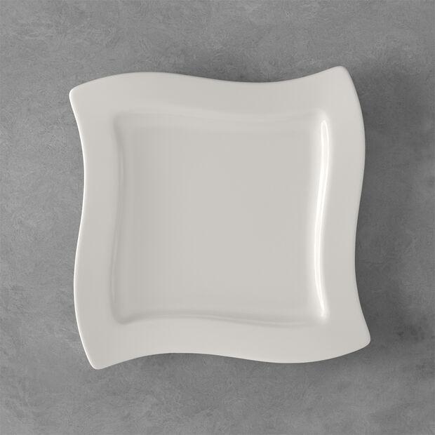 NewWave Square Salad Plate, , large