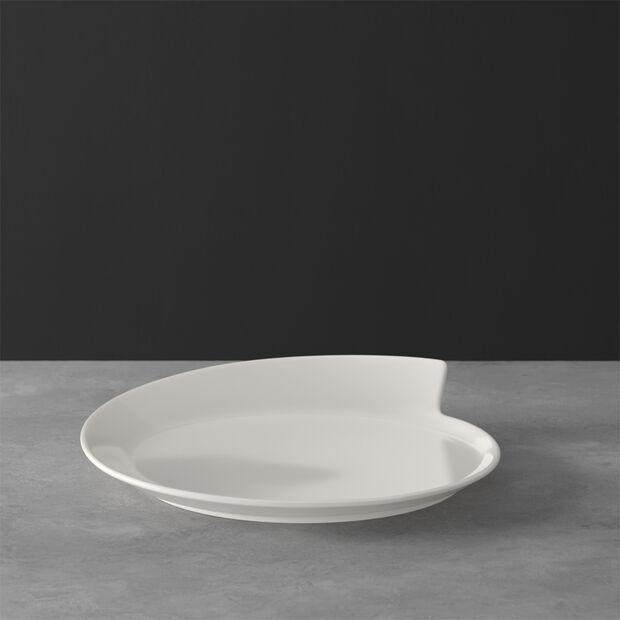 NewWave Round Salad Plate, , large