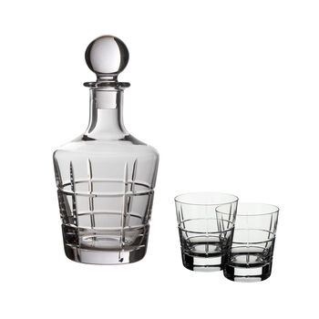 Ardmore Club Whisky Carafe and DOF Set