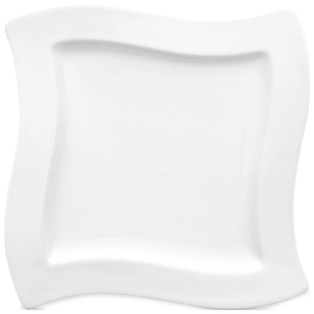 빌레로이 앤 보흐 뉴웨이브 Villeroy & Boch New Wave Square Salad Plate 9 1/4 x 9 1/4 in