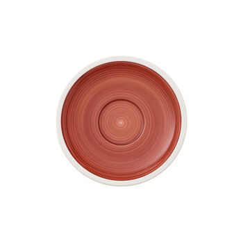 Manufacture Rouge Teacup Saucer