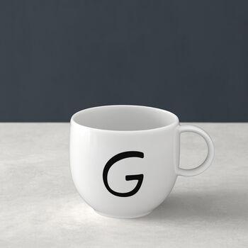Letters Mug: G