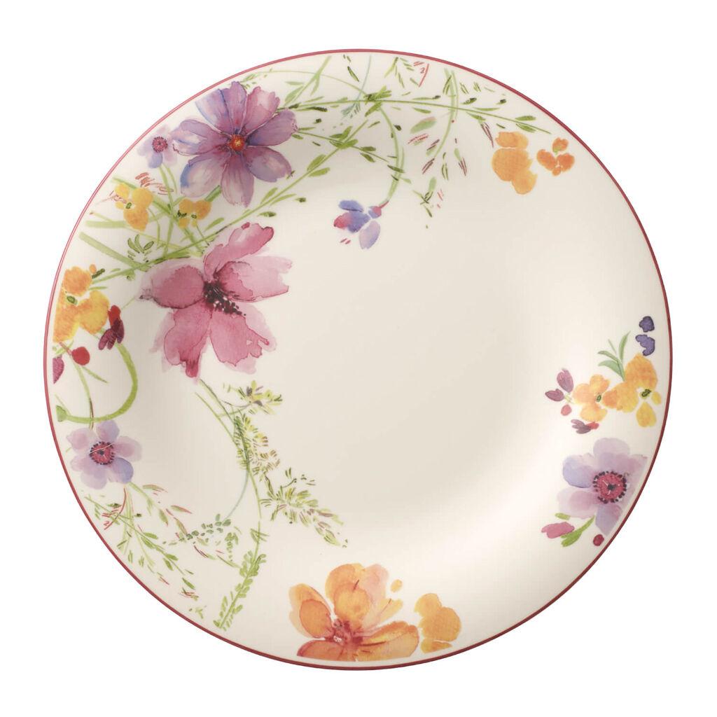 빌레로이 앤 보흐 마리플뢰르 그릇 Villeroy & Boch Mariefleur Round Gourmet Plate 11 3/4 in