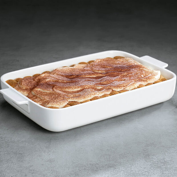 Clever Cooking Rectangle Baking Dish, Large, , large