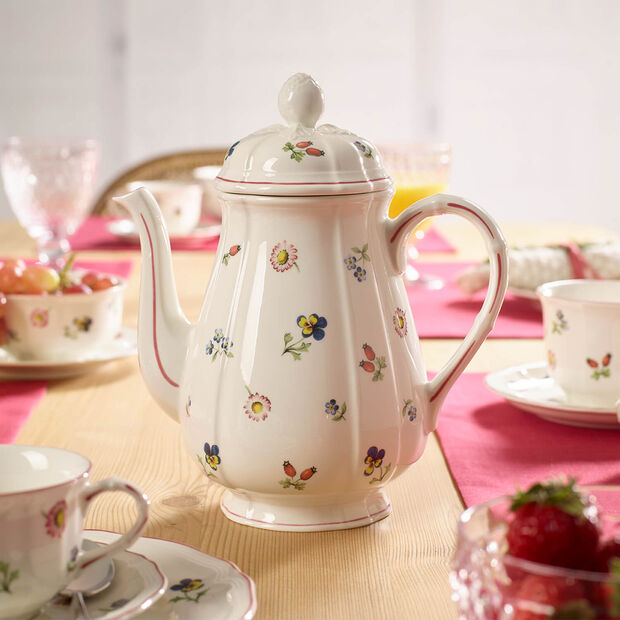 Petite Fleur coffee pot, , large