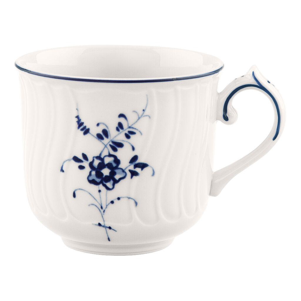 빌레로이 앤 보흐 올드 룩셈부르크 에스프레소잔 Villeroy & Boch Old Luxembourg Espresso Cup 4.25 oz