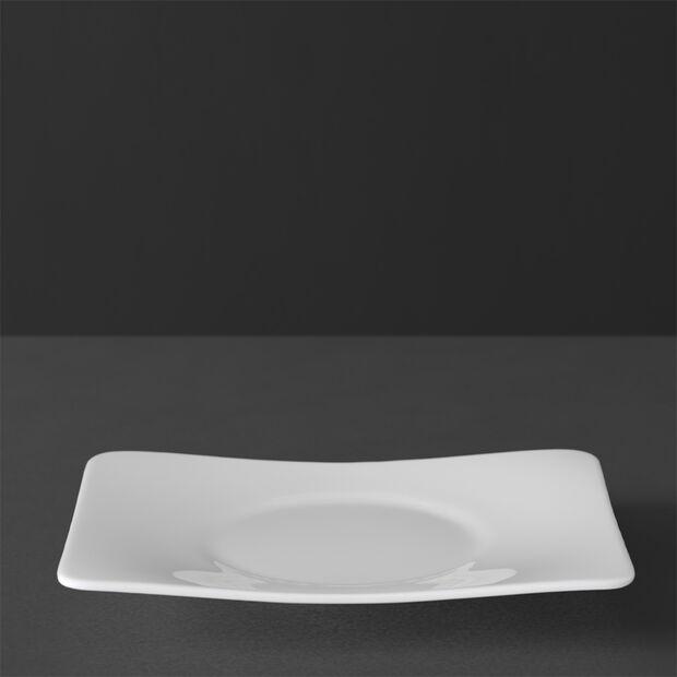 Modern Grace Round Teacup Saucer, , large