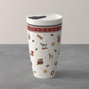 To Go coffee mug Toy's Delight