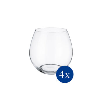 Entrée Stemless Red Wine Glass