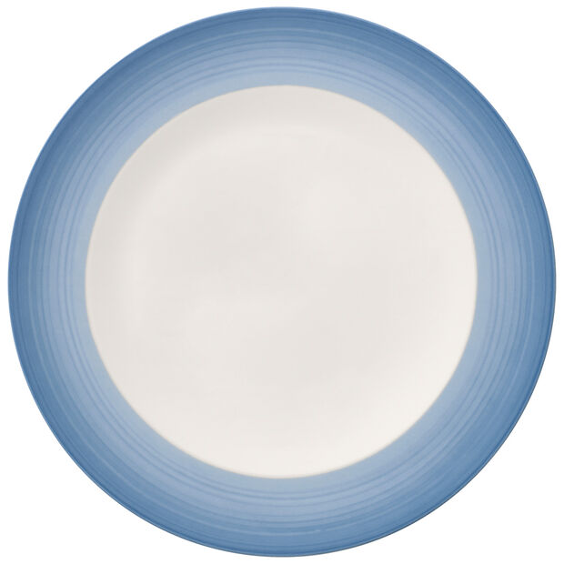Colorful Life Winter Sky Dinner Plate, , large