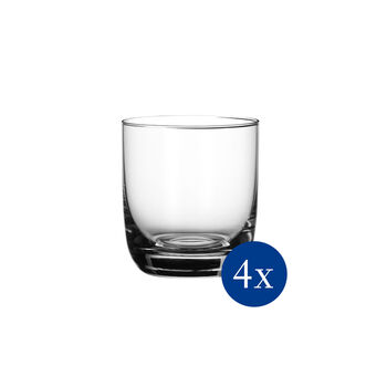La Divina Double Old Fashioned : Set of 4 3.75 in