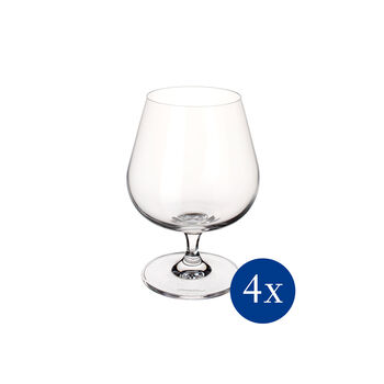 Entrée Brandy Glass, Set of 4