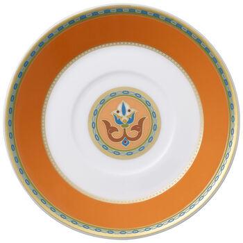 Samarkand Mandarin Espresso Cup Saucer