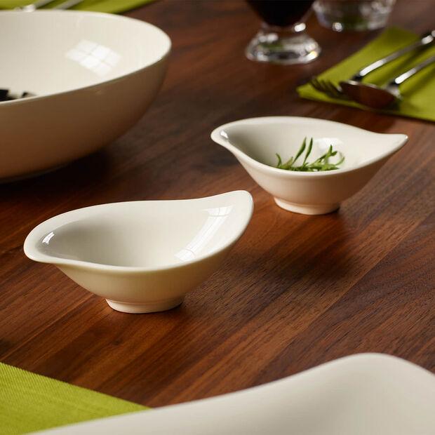 New Cottage Serve & Salad Dip Bowl, , large