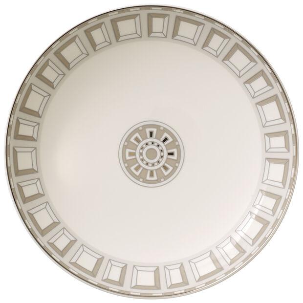 La Classica Contura Medium Flat Bowl 8 in, , large